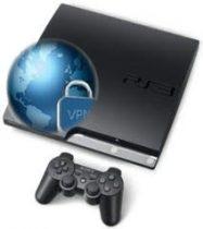 نصب VPN برای بازی های بدون محدویت PS3