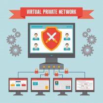 نصب VPN اتصال شما را از هر جایی امن می سازد