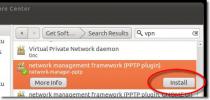چطور با اتصال PPTP VPN روی لینوکس ایجاد کنیم
